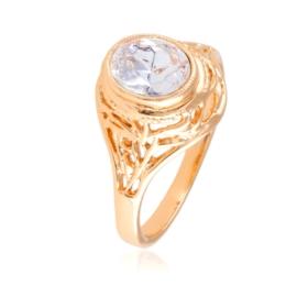 Pierścionek z kryształem - Xuping PP2025