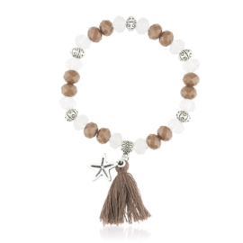 Bransoletka z kryształkami - BRA1306