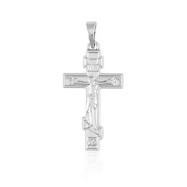 Przywieszka - krzyżyk prawosławny Xuping - PRZ2087
