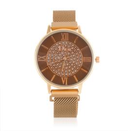 Zegarek damski na bransolecie magnetycznej - Z1043