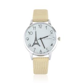 Zegarek damski - złota pepitka - Paris - Z1045