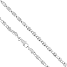 Łańcuszek bizantyjski - 60cm Xuping - LAP1563