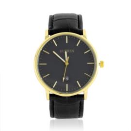 Zegarek męski - czarny - Z1072