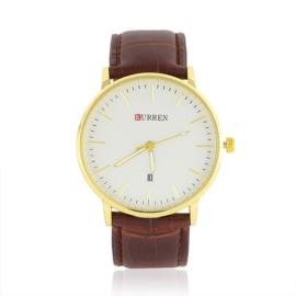 Zegarek męski - brązowy - Z1073
