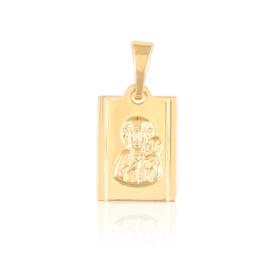 Medalik Matka Boska z dzieciątkiem Xuping PRZ2120