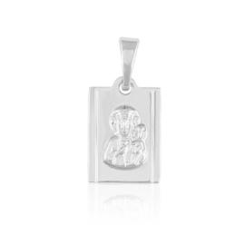 Medalik Matka Boska z dzieciątkiem Xuping PRZ2121