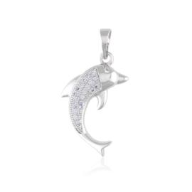 Przywieszka - delfin - Xuping - PRZ2130