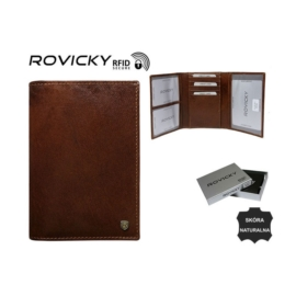Etui na dokumenty PAL50-RVT brown P892