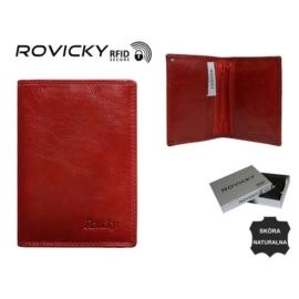 Etui na dokumenty N1912-RVTK/1688 RED P910