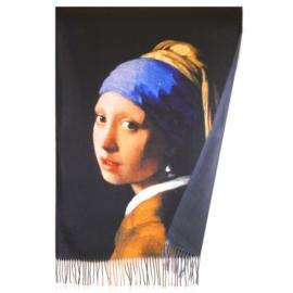 Szal kaszmirowy ART replika obrazu 70x180cm WO855