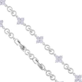 Bransoletka z kryształkami Xuping - BP4846