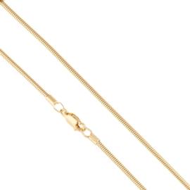 Łańcuszek linka 45cm - Xuping LAP1635