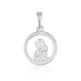Przywieszka medalik Matka Boska - Xuping PRZ2199