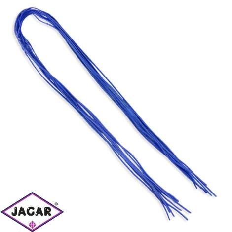Rzemień koloru niebieskiego - 0,2cm - RZE12
