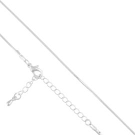 Łańcuszek - żmijka, linka - LA01