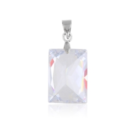 Przywieszka - kryształ - 3cm ZAW30