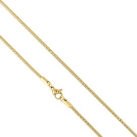 Łańcuszek stal chirurgiczna 60cm Xuping LAP1686