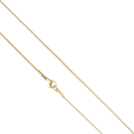 Łańcuszek stal chirurgiczna 45cm Xuping LAP1688