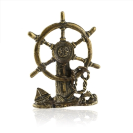 Figurka metalowa - ster 5szt FR280