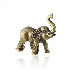 Figurka metalowa - słoń 5szt FR285