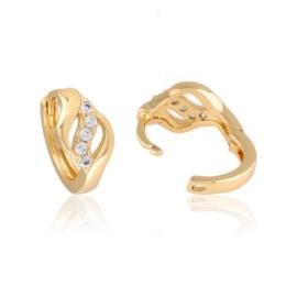 Kolczyki z kryształkami - Xuping - EAP11510