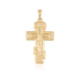 Krzyżyk prawosławny - Xuping PRZ2240