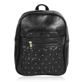 Plecak damski miejski z dżetami - TD350