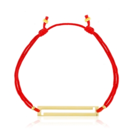Bransoletka na sznureczku - Lisha BP5093