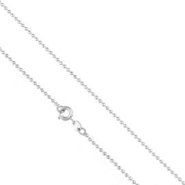 Łańcuszek kulkowy 60cm Xuping LAP1752