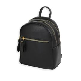 Plecak damski mały - czarny - TD367