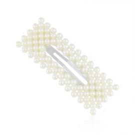 Spinki perełkowe klejone 7,5cm - 6szt. OS503