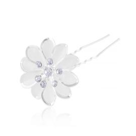 Szpilka kokówka - kwiatek 7cm SZPIL66