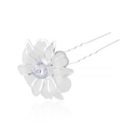Szpilka kokówka - kwiatek 7cm SZPIL67