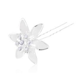 Szpilka kokówka - kwiatek 7cm SZPIL68