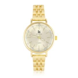 Zegarek damski na bransolecie ecru - Z1133