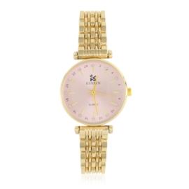 Zegarek damski na bransolecie pink - Z1135