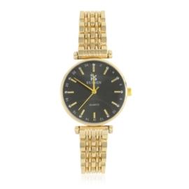 Zegarek damski na bransolecie black - Z1136
