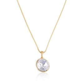 Naszyjnik Swarovski - kryształ - Xuping CP2700