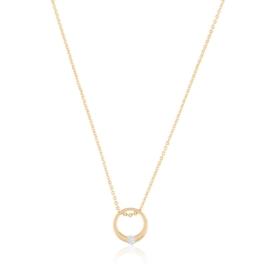 Naszyjnik - pierścionek - Xuping CP2704