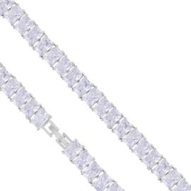 Bransoletka wieczorowa z kryształami - BP5324