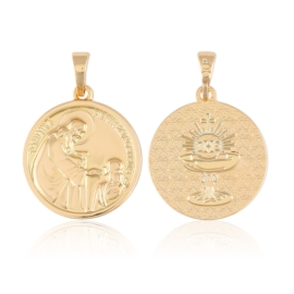 Medalik - I Komunia Święta - Xuping PRZ2303