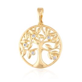 Przywieszka - drzewko szczęścia - Xuping PRZ2311