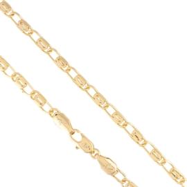 Łańcuszek bizantyjski 50cm - Xuping LAP1822