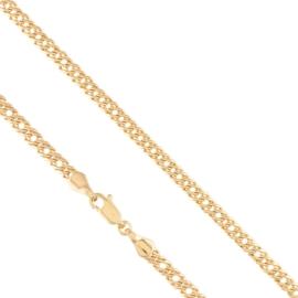 Łańcuszek Rombo 60cm - Xuping LAP1823