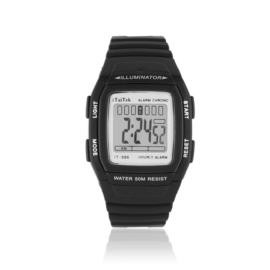 Zegarek dziecięcy sportowy - czarny - Z1189