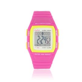 Zegarek dziecięcy sportowy - różowy - Z1192