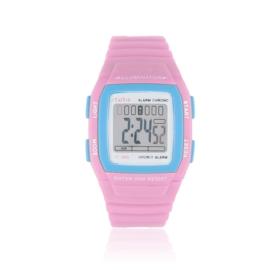 Zegarek dziecięcy sportowy - różowy - Z1193