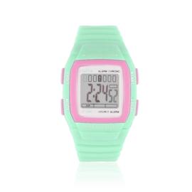 Zegarek dziecięcy sportowy - miętowy - Z1194