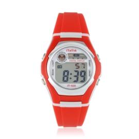 Zegarek dziecięcy sportowy - czerwony - Z1198