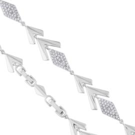 Bransoletka z kryształkami - Xuping - BP5389